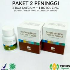 Spesifikasi Tiens Peninggi Badan Herbal Paket 2 Yg Baik