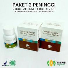Diskon Tiens Peninggi Badan Herbal Paket 2