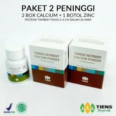 Dimana Beli Tiens Peninggi Badan Herbal Paket 2 Tiens
