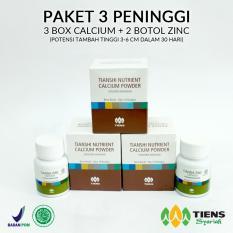 Beli Tiens Peninggi Badan Herbal Paket 3 Kredit Jawa Timur