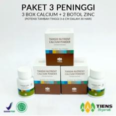Harga Tiens Peninggi Badan Herbal Paket 3 Promo Origin