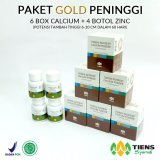 Beli Tiens Peninggi Badan Herbal Paket Gold By Tiens Herbal Center Secara Angsuran