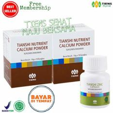 Tiens Peninggi Badan Herbal Paket Hemat Tsmb On Jawa Timur Diskon 50