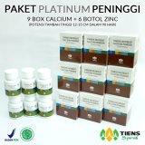 Diskon Tiens Peninggi Badan Herbal Paket Platinum Tiens