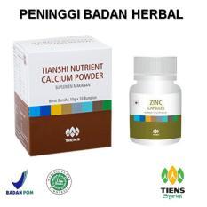 Jual Tiens Peninggi Badan Herbal Paket Promo Antik