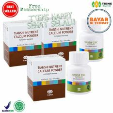 Jual Tiens Peninggi Badan Herbal Paket Silver By Tiens Happy Sehat Selalu Original