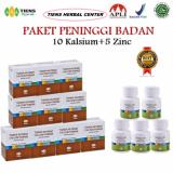 Jual Tiens Peninggi Badan Nutrient High Calsium Powder 10 Zink 5 Import