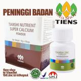 Tiens Peninggi Badan Nutrient High Calsium Powder Zinc Paket 10 Hari Promo Silfa Shop Tiens Diskon 40