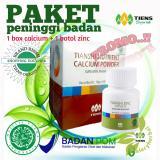 Tiens Peninggi Badan Nutrient Hight Calcium Powder Dan Zinc Official Tiens Gh Ada Voucher Belanja Murah
