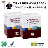 Tiens Peninggi Badan Paket Promo 2 Calcium Murah