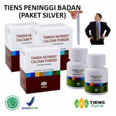 Jual Tiens Peninggi Badan Paket Silver Jawa Timur