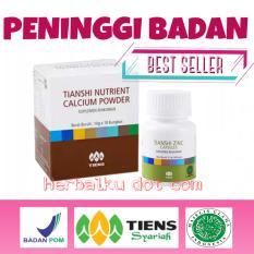 Jual Tiens Peninggi Badan Terbaik Paket 1 Branded Original