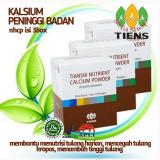 Harga Tiens Peninggi Dan Penguat Tulang Nutrient High Calcium Powder By Silfa Shop Baru