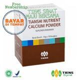 Review Tiens Peninggi Herbal Paket Coba Terbaru