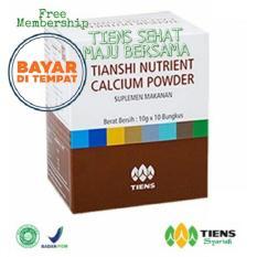 Jual Beli Online Tiens Peninggi Herbal Paket Coba