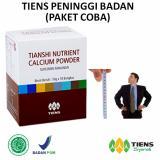 Harga Tiens Peninggi Herbal Paket Coba By Tsb Yang Murah Dan Bagus