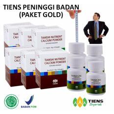 Jual Tiens Peninggi Badan Paket Hemat 6 Calcium 4 Zinc Free Member Card Th Di Bawah Harga