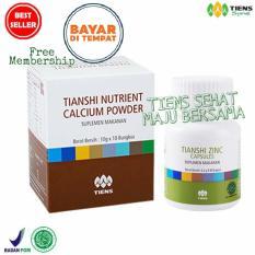 Jual Tiens Peninggi Herbal Paket Tsmb Promo Import