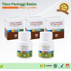 Berapa Harga Tiens Peninggi Paket 1 Bulan 30 Hari By Thc01 Di Jawa Timur