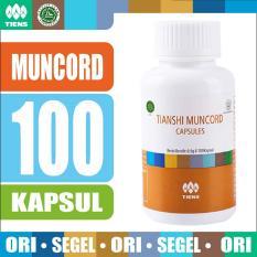 Ulasan Lengkap Tentang Tiens Promo Muncord Cordyceps Capsule Vitamin Imunitas Daya Tahan Tubuh Tianshi Original 1 Botol Isi 100 Kapsul