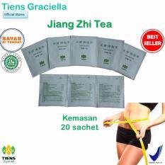 Tiens Promo Super Spesial Teh Pelangsing Jiang Zhi Tea [20 Sachet] + GRATIS Kartu Diskon Tiens Graciella