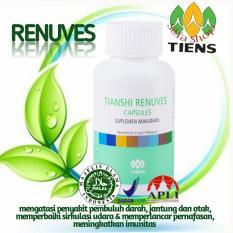 Spesifikasi Tiens Renuves Obat Herbal Cegah Tumor Suplemen Makanan Manjur By Silfa Shop Dan Harga
