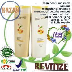 Diskon Tiens Revitize Ginger Strengthening Shampoo And Conditioner Perawatan Rambut Rusak Dan Berketombe Terbukti 100 Top By Afiyah Herbal Tiens