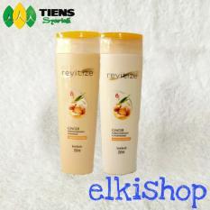 Harga Tiens Revitize Organik Shampoo And Conditioner Alami Elkishoptiens Free Membership Asli Tiens