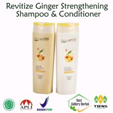 Beli Tiens Shampo Conditioner Herbal Penumbuh Rambut Dan Menghaluskan Rambut Kredit