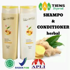 Promo Tiens Shampo Conditioner Herbal Penumbuh Rambut Dan Menghaluskan Rambut Revitize