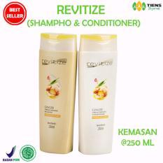 Tiens Shampo Conditioner Revitize Herbal Penumbuh Rambut Dan Menghaluskan Rambut Tiens Srikandi Diskon Akhir Tahun