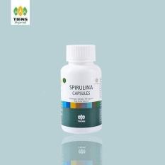 Harga Tiens Spirulina Nutrisi Masker Pemutih Wajah 100 Kapsul Original Tiens Herbal Store Yang Murah