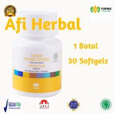 Katalog Tiens Suplemen Pemutih Tubuh Wajah Vitaline Vitamin E Tiens Terbaru