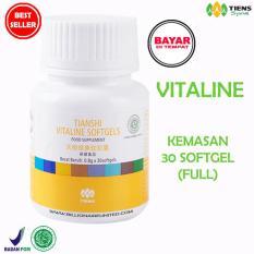 Jual Tiens Suplemen Pemutih Vitaline Herbal Alami Promo Full 1Botol Grosir