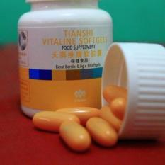 Jual Tiens Suplemen Pemutih Wajah Tubuh Vitaline Vitamin E 30 Kapsul Murah Dki Jakarta