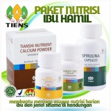 Jual Beli Tiens Suplemen Perawatan Kehamilan Herbal Alami Paket Promo Tiens All Healthy Jawa Timur