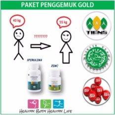 Beli Tiens Supplement Penambah Berat Badan Alami Tianshi Paket Penggemuk Badan Gold Di Jawa Timur