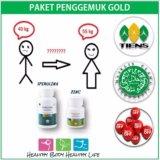Promo Tiens Supplement Penambah Berat Badan Alami Tianshi Paket Penggemuk Badan Gold Tiens