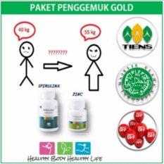 Spesifikasi Tiens Supplement Penambah Berat Badan Alami Tianshi Paket Penggemuk Badan Gold Dan Harga