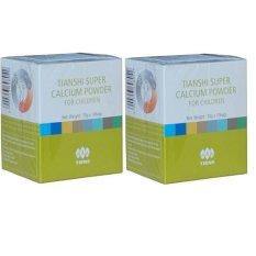 Toko Jual Tiens Susu Peninggi Badan Anak Children Calcium 2 Box