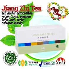 Miliki Segera Tiens Teh Herbal Jiang Zhi Tea Detoksifikasi Racun Tubuh Serta Pelangsing Badan By Silfa Shop