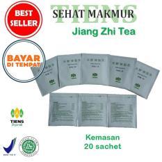 Spesifikasi Tiens Teh Hijau Pelangsing Jiang Zhi Paket Hemat 20 Sachet