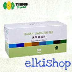 Penawaran Istimewa Tiens Teh Pelangsing Jiang Zhi Tea Free Membership Terbaru