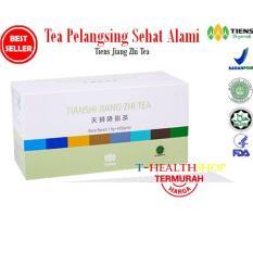 Harga Tiens Teh Pelangsing Jiang Zhi Tea Origin