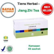 Harga Tiens Jiang Zhi Tea Teh Pelangsing Penghancur Lemak Paket Hemat 40 Sachet Gratis Member Card Th Branded
