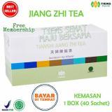 Spesifikasi Tiens Teh Pelangsing Jiang Zhi Tea Paket Hemat Tsmb 40 Sachet Online