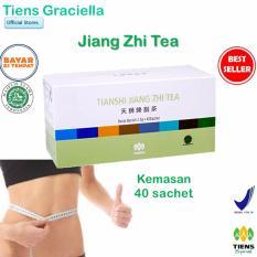 Harga Tiens Teh Pelangsing Jiang Zhi Tea Paket Promo Banting Harga 40 Sachet Gratis Kartu Diskon Tiens Graciella Merk Tiens