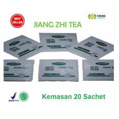 Situs Review Tiens Teh Penurun Asam Urat Jiang Zhi Tea Paket Promo 20 Sachet Kartu Diskon Tuj