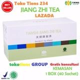 Spesifikasi Tiens Teh Penurun Asam Urat Jiang Zhi Tea Paket Promo 40 Sachet Murah Berkualitas