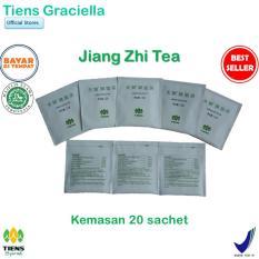 Toko Tiens Teh Penurun Asam Urat Jiang Zhi Tea Paket Promo Banting Harga 20 Sachet Gratis Kartu Diskon Tiens Graciella Online
